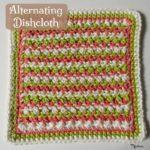 Alternating Dishcloth