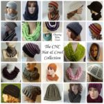 The CNC Hat & Cowl Collection ~ 20 Patterns in One PDF