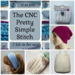 The CNC Pretty Simple Stitch