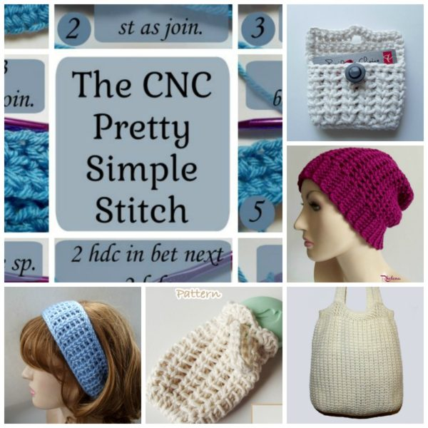 The CNC Pretty Simple Stitch Tutorial