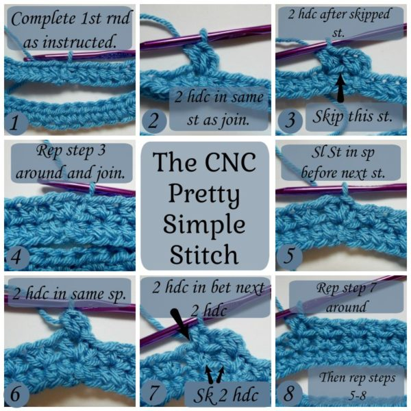 Pretty Simple Stitch Photo Tutorial