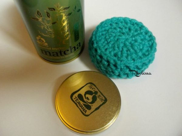 Matcha Can Lid