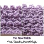 The Picot Stitch ~ Photo Tutorial