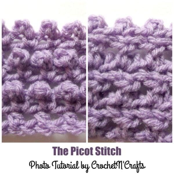 The Picot Stitch ~ Photo Tutorial
