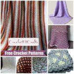 Crochet Afghans & Blankets