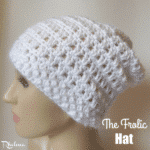 The Frolic Hat ~ FREE Crochet Pattern