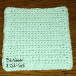 Beginner Dishcloth