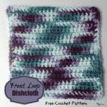 Front Loop Dishcloth