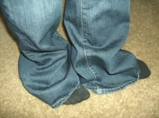 How to Hem a Pair of Pants - 1