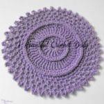 A Beautiful Crochet Doily