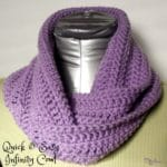 Quick and Easy Infinity Cowl