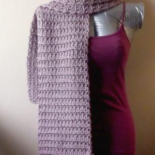 Dandy Super Scarf ~ Free Crochet Pattern