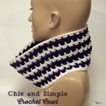 Chic and Simple Cowl
