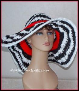 Kentucky Lady Hat by Posh Pooch Designs