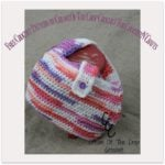 Little Girls Purse by Cream Of The Crop Crochet ~ FREE Crochet Pattern