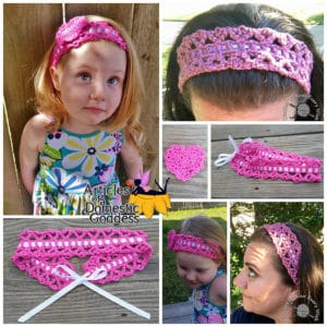 All My Heart Headband by Articles of a Domestic Goddess