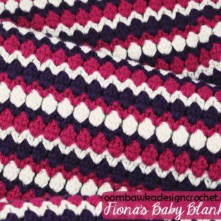 Fiona's Baby Blanket by Oombawka Design