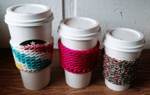 Linden Coffee Sleeves