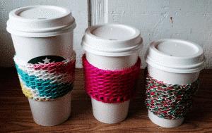 Linden Coffee Sleeves