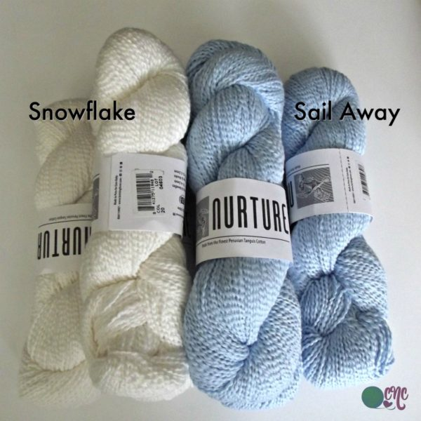 Snowflake and Sail Away