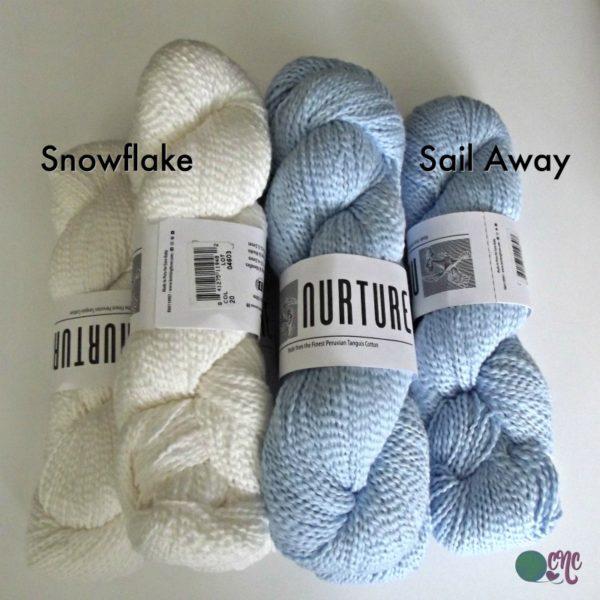Snowflake and Sail Away
