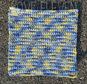 Basic Washcloth by Love Eleven