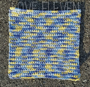 Basic Washcloth by Love Eleven
