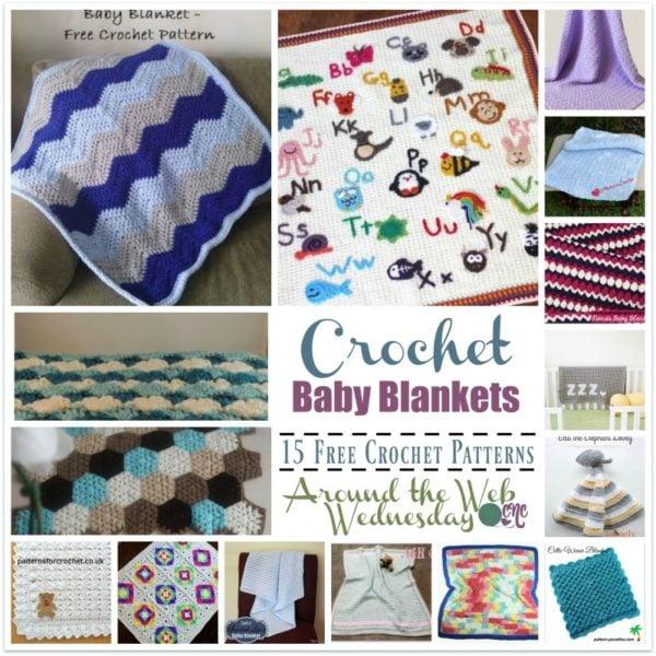 Crochet Baby Blankets - CrochetN\'Crafts