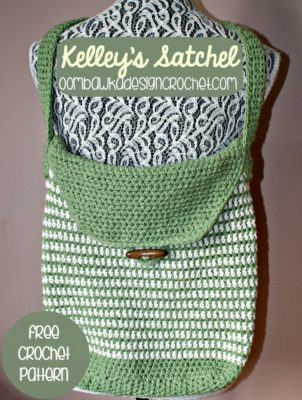 Kelley's Satchel by Oombawka Design