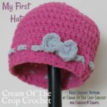 My First Hat by Cream Of The Crop Crochet