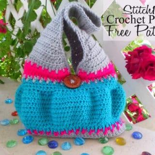 Stitch11 Crochet Purse by Stitch11