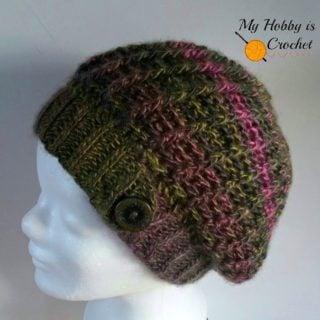 Echo Ridge Slouch by My Hobby is Crochet