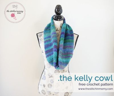 The Kelly Cowl by The Stitchin' Mommy