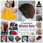Crochet Winter Hats ~ 15 FREE Crochet Patterns