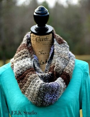 Chestnut Hill Scarf by Elk Studio