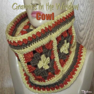 Grannies in the Window Cowl by Rhelena