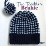 Two Together Beanie