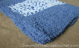 FREE Pattern by Cream Of The Crop Crochet
