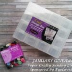 Super Crafty Sunday Link Up #1 & Giveaway by EyeLoveKnots