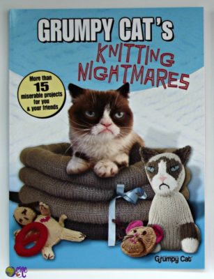 Grumpy Cats Knitting Nightmares