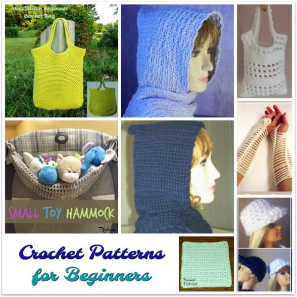 Crochet Patterns For Beginners Archives Crochetncrafts