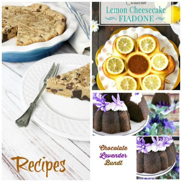 A few of my favorite recipe submissions from previous link up.