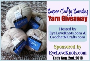 Yarn Giveaway for Berroco Folio