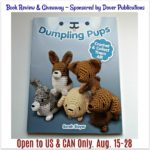 Book Review and Giveaway: Dumpling Pups ~ Sponsored by Dover Publications