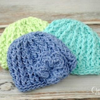 Zane's Beanie by Cre8tion Crochet