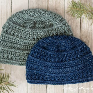 Wanderlust Beanie for Toddlers and Kids by Kirsten Holloway Designs