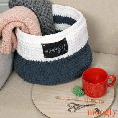 Simple Home Basket by Moogly