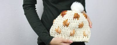 Leafly Autumn Hat by Wilmade
