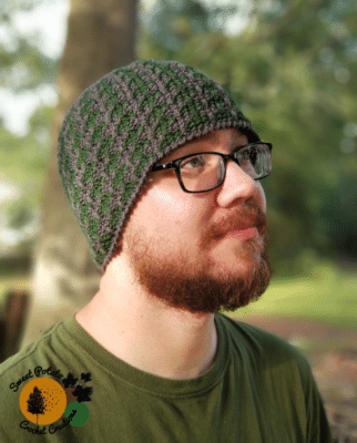 Asper Beanie by Sweet Potato Crochet Creations